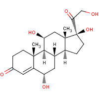 6 alpha-hydroxycortisol