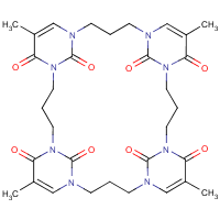 1,3-trimethylene thymine cyclic tetramer