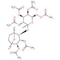 1,6-anhydrolactose hexaacetate