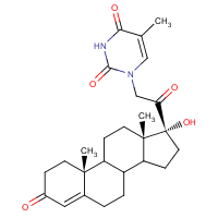 thymine-hydroxyprogesterone
