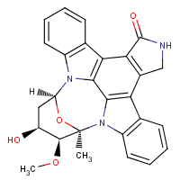 4'-demethylamino-4'-hydroxystaurosporine
