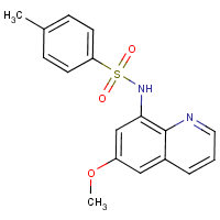 N-(6-methoxy-8-quinolyl)-4-toluenesulfonamide
