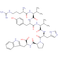 angiotensin III, 4-Val-7-Trp-