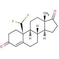 19,19-difluoroandrost-4-ene-3,17-dione