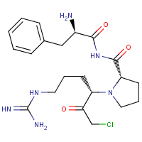 phenylalanyl-prolyl-arginine methyl chloride