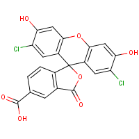 5(6)-carboxy-2',7'-dichlorofluorescein