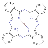 copper phthalocyanine