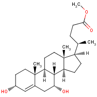 methyl 3,7-dihydroxychol-4-en-24-oate