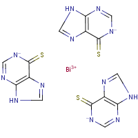 bismuth-6-mercaptopurine