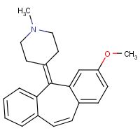 3-methoxycyproheptadine