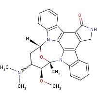 N,N-dimethylstaurosporine
